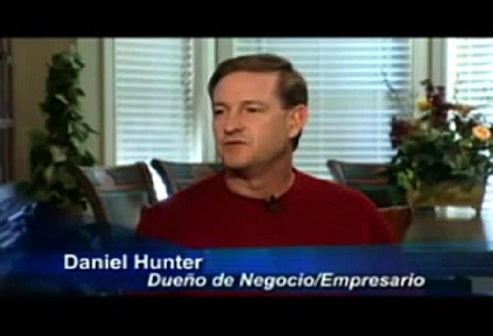 USANA Stephen Daniel con Daniel Hunter