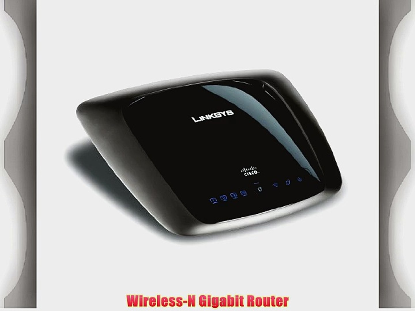 Cisco-Linksys WRT310N Wireless-N Gigabit Router - video dailymotion