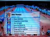 Kim Gevaert in the Final 60m EC Indoor Birmingham