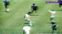 Maradona a Inglaterra, 86 (Grabación Inédita) El Gol del Siglo - RESTAURADA HD