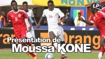 Présentation de Moussa Koné