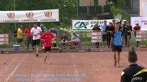 Barrages, championnat de France de combiné Jeunes, Sport Boules, Langogne 2015