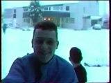 IME DE TRELEAU -  Bagarre de boules de neige - février 1997