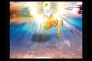 Dragon Ball Z Budokai Tenkaichi 3 LSSJ Broly vs Goku & Vegeta (The 10's)
