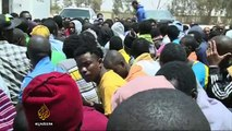Tripoli government asks for help tackling migrant crisis