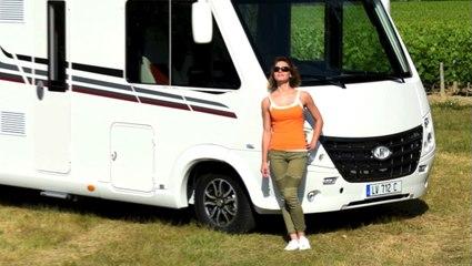 Camping-car LeVoyageur LV 712 C, un intégral poids lourd compact à moins de 100 000 €