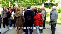 Lectures et dialogue à Versailles
