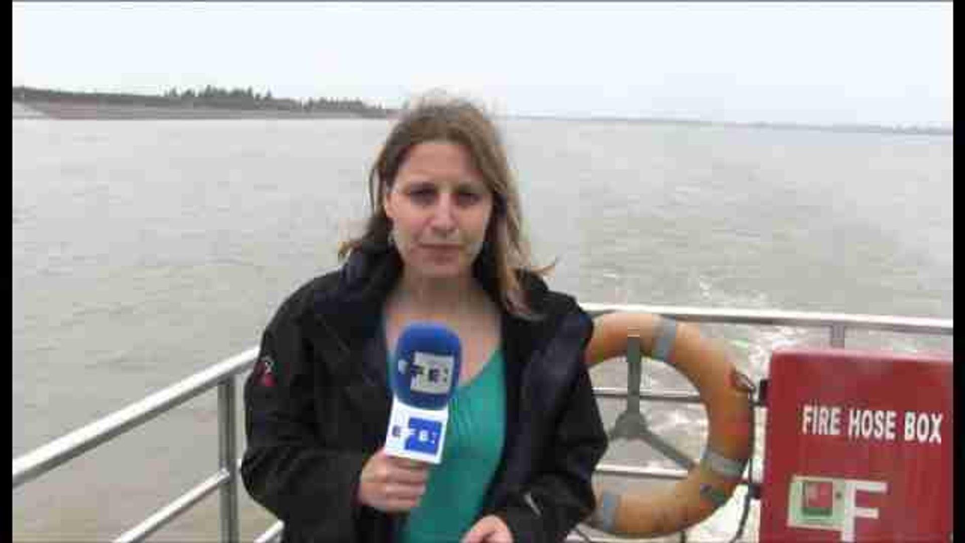 Informe a cámara: Aumenta a 26 la cifra de muertos en el naufragio mientras prosigue el rescate