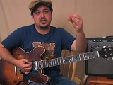 Guitar Lessons Video - Pure Funk Style Song - James Brown Inspired