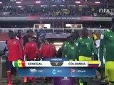 Coupe du monde U20 : Le S�n�gal et la Colombie se quittent dos � dos
