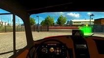 Euro Truck Simulator 2 Bus Mod Mercedes Benz Download - New