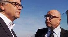 """Een Hollander en een Antwerpenaar staan op het dak van het MAS. Zegt die Hollander: """"..."""""""