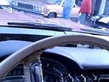 1958 Olds Super 88 Four Door Sedan TanWht