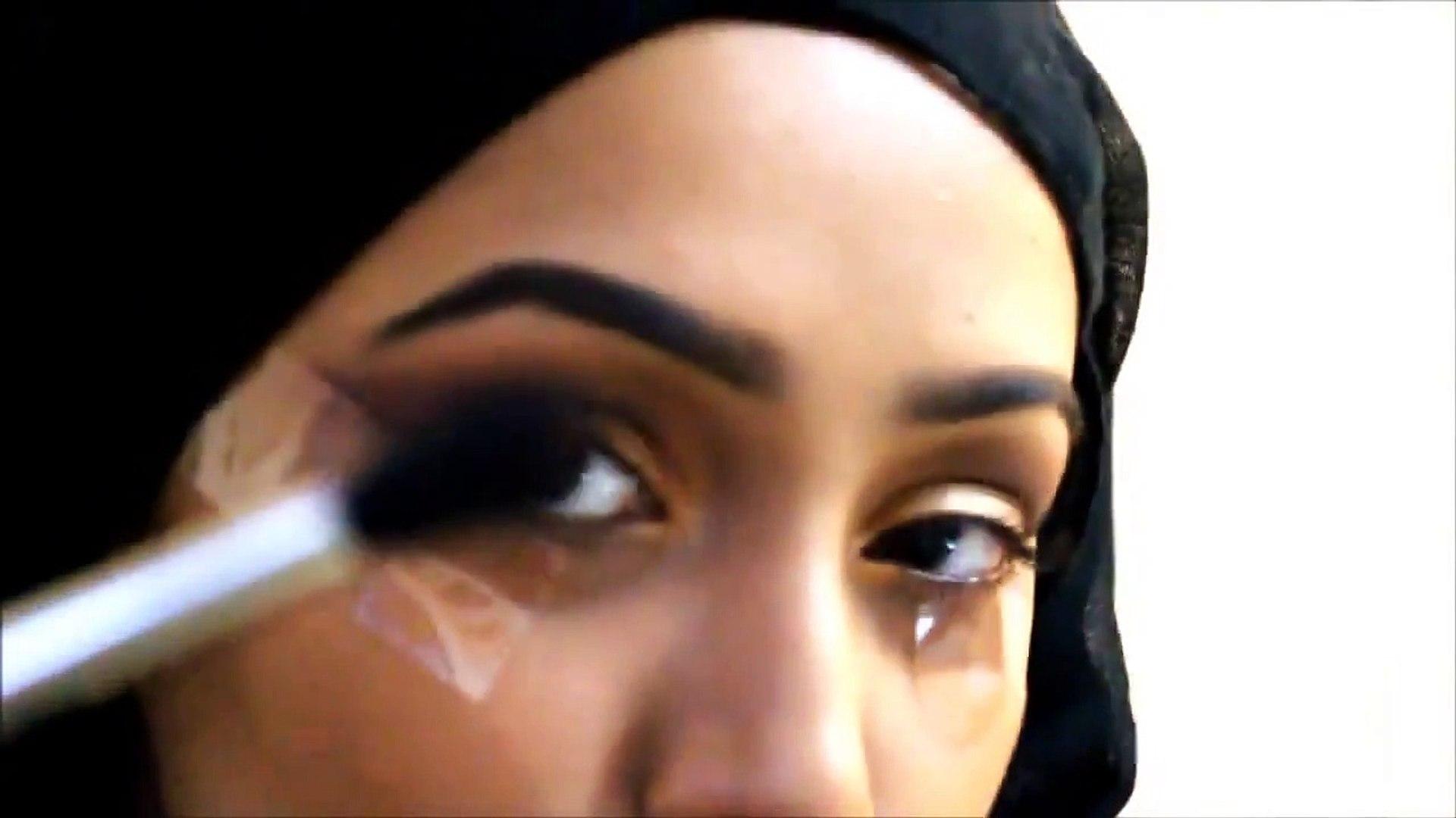 Makeup Tutorial makeup Natural look indonesian Makeup Makeup hijab Tutorial Asian makeup 2