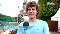 Roland-Garros. Gustavo Kuerten : « Tsonga a ses chances »