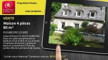 A vendre - maison - PLOUBEZRE (22300) - 4 pièces - 80m²