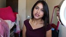 Everyday Makeup look/ Work & School Makeup Tutorial- simple makeup tutorial