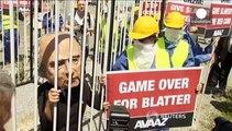 Die Woche, die die FIFA-Welt auf den Kopf stellte