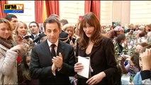 """Sondages de l'Elysée: Nicolas Sarkozy """"était informé de ces contrats"""""""