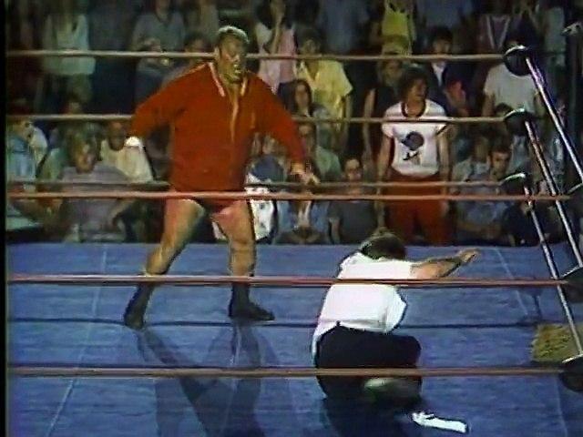 IWA Classic Wrestling  #9