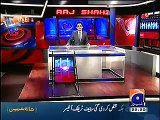 Aaj Shahzaib Khanzada Ke Saath – 3rd June 2015