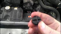 Quick Tip: Adjusting the hood bumpers on your vehicle.