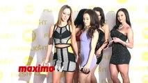 Jada Stevens and Gabi Paltrova ► 2014 XBIZ Awards Red Carpet Arrivals
