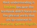Learn English   Learn English Phrasal Verbs in Conversation