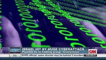 Zionist Israel hit by Cyber Attack