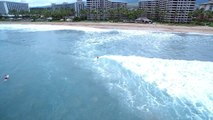 Surfing Maui Hawaii Brought To You By DJI INSPIRE 1