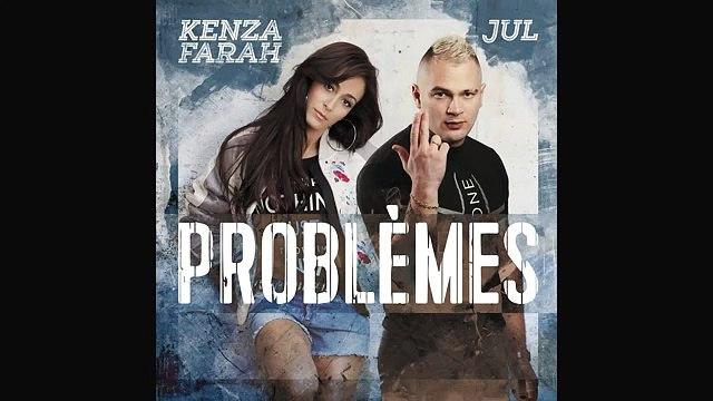 Kenza Farah feat. Jul - Problèmes (Audio)