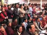 Shoton Festival in Dhasa (Tibetan Yogurt Festival)