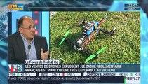 Comment expliquer le succès des drones de loisirs ?: François Sorel, Antoine Level, Stéphane Morelli et Antoine Balaresque - 03/06