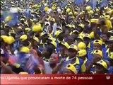 Telejornal RTP AFRICA dia 13  Julho 19:30