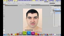 Adobe Photoshop tutorial How to crop cut out a person and