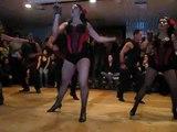 NEW Urban Bachata Performance! Paso De Oro 2010