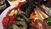 Yechon restaurant, Korean & Japanese cuisine/ корейский ресторан