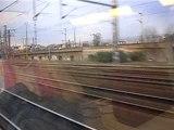 Paris TGV RER, TGV croise un RER