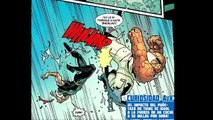 Avengers vs X-men Namor vs The Thing [2/12] [Español]