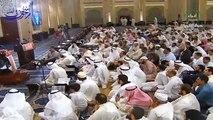 مؤثر   يوم وفاة الرسول ﷺ - الشيخ صالح المغامسي