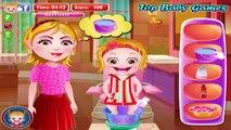 Baby Hazel Games   Baby Hazel Spa Makeover   New Baby Hazel Game 2015 Full HD