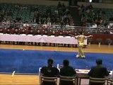 06年 長拳 chang quan  wushu kungfu 韋剣 Wei jian