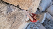 Will Stanhope Goes Solo On The Crack Climbs Of Joshua Tree |...