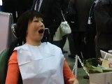 国際ロボット展~歯科医練習用ロボット
