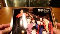 Souvenirs et Goodies de L'exposition Harry Potter