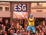 Lipdub de l'ESG Management School - 2009