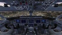 ✈Innsbruck Airport - Approach & Landing (Cockpit View