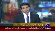 Geo News Headlines 4 June 2015_ Police Badly Killed MQM Criminal in Karachi
