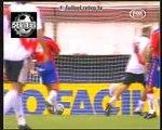 River Plate 6 vs Union 0 Clausura 2002 fecha 3 4 goles de Ariel Ortega FUTBOL RETRO TV