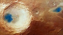 Sci-News: Mars Express Sees Strange Craters in Arabia Terra